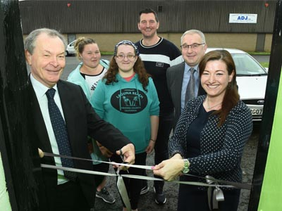 New concept clothing bank launches giving Middlesbrough people a fresh start